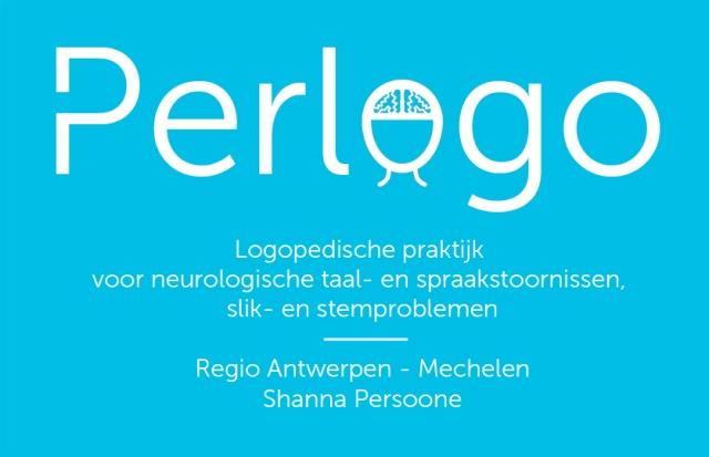Perlogo - logopedische praktijk voor neurologische taal- en spraakstoornissen, slik- en stemproblemen